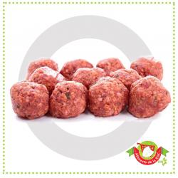 Mini-boulettes de viande